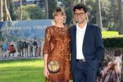foto:IPP/Gioia Botteghi 11/10/2012  Roma presentazione della fiction UN PASSO DAL CIELO 2, nella foto: Enrico Ianniello e Gaia Bermani Amaral