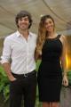 foto:IPP/Gioia Botteghi 15/10/2012  Roma presentazione del film  GLADIATORI DI ROMA 3D, nalla foto  Belen e Argentero