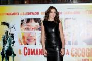 foto:IPP/Gioia Botteghi 15/10/2012  Roma presentazione del film  IL COMANDANTE E LA CICOGNA, nella foto  Claudia Gerini