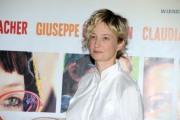 foto:IPP/Gioia Botteghi 15/10/2012  Roma presentazione del film  IL COMANDANTE E LA CICOGNA, nella foto ALBA ROHRWACHER