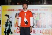 foto:IPP/Gioia Botteghi 15/10/2012  Roma presentazione del film  IL COMANDANTE E LA CICOGNA, nella foto :  YANG SHI