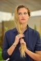 foto:IPP/Gioia Botteghi 18/10/2012  Roma presentazione del film IO e TE, nella foto : Tea Falco