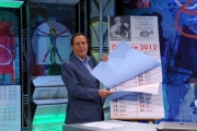 foto:IPP/Gioia Botteghi 20/10/2012  Roma presentazione del nuovo , Buongiorno Elisir, rai tre, nella foto: Michele Mirabella