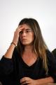 foto:IPP/Gioia Botteghi 22/10/2012  Roma presentazione del nuovo programma di Santoro Servizio Pubblico su la7, nella foto:  Giulia Innocenzi