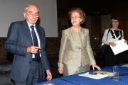foto:IPP/Gioia Botteghi 25/10/2012  Roma il Presidente della rai tarantola presiede la prima conferenza stampa in compagnia di Giuliano Amato e Silvia Calandrelli