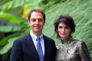 foto:IPP/Gioia Botteghi 26/10/2012  Romapresentazione della fiction Questo nostro amore, nella foto: Neri Marcorè e Anna Valle