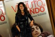 foto:IPP/Gioia Botteghi 5/11/2012  Roma presentazione del film VENUTO AL MONDO, nella foto Penelope Cruz