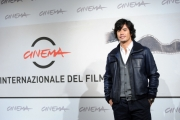 Foto/IPP/Gioia Botteghi  9/11/2012 Roma Romacinemafest, primo giorno Film Lesson of Evil, nella foto:  Hideaki Ito
