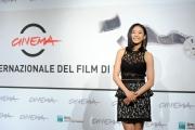 Foto/IPP/Gioia Botteghi  9/11/2012 Roma Romacinemafest, primo giorno Film Lesson of Evil, nella foto: Erina Mizuno