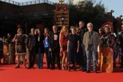 Foto/IPP/Gioia Botteghi 10/11/2012 Roma Romacinemafest, secondo giorno BENUR, nella foto Massimo Andrei, Nicola Pistoia, Elisabetta De Vito, Paolo Triestino