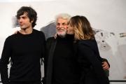 Foto/IPP/Gioia Botteghi 12/11/2012 Roma Romacinemafest, quarto giorno, film Le Guetteur nella foto Michele e Violante Placido con Luca Argentero