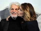 Foto/IPP/Gioia Botteghi 12/11/2012 Roma Romacinemafest, quarto giorno, film Le Guetteur nella foto Michele e Violante Placido
