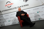 Foto/IPP/Gioia Botteghi 12/11/2012 Roma Romacinemafest, quarto giorno, film Goltzius and the Pelican company nella foto Peter Greenaway