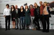 Foto/IPP/Gioia Botteghi 14/11/2012 Roma Romacinemafest, sesto giorno, film cinema e la chiamano estate, nella foto il cast