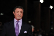 Foto/IPP/Gioia Botteghi 14/11/2012 Roma Romacinemafest, sesto giorno, film cinema Bullet to the Head, nella foto Sylvester Stallone, red carpet