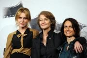 Foto/IPP/Gioia Botteghi 15/11/2012 Roma Romacinemafest, settimo giorno, film Tutto parla di te, nella foto Alina Marazzi, Charlotte Rampling, Elena Radonicich