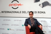 Foto/IPP/Gioia Botteghi 15/11/2012 Roma Romacinemafest, settimo giorno, film A Glimpse Insidethe Mind of Charles SwanIII, nella foto Roman Coppola
