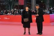 Foto/IPP/Gioia Botteghi 16/11/2012 Roma Romacinemafest, ottavo giorno Eterno ritorno, nella foto il cast con la regista Kira Muratova con lo sceneggiatore suo compagno