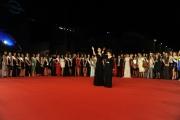 Foto/IPP/Gioia Botteghi 16/11/2012 Roma Romacinemafest, ottavo giorno, film Enzo Mirigliani, nella foto al centro Caterina Murino, Gina Lollobrigida  e altre 120 miss