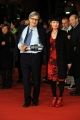 Foto/IPP/Gioia Botteghi 16/11/2012 Roma Romacinemafest, ottavo giornoil viaggio della signorina Vila, nella foto Elisabetta Sgarbi regista ed il Fratello Vittorio