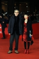Foto/IPP/Gioia Botteghi 16/11/2012 Roma Romacinemafest, ottavo giornoil viaggio della signorina Vila, nella foto Elisabetta Sgarbi regista Franco Battiato
