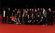 Foto/IPP/Gioia Botteghi 17/11/2012 Roma Romacinemafest,nono giorno film Black, nella foto il cast