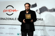 foto:IPP/Gioia Botteghi   17/11/2012 Roma Romacinemafest, premiati, nella foto: Michael Wahrmann