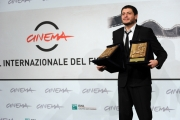 foto:IPP/Gioia Botteghi   17/11/2012 Roma Romacinemafest, premiati, nella foto:  Regista del film Alì ha gli occhi azzurri Claudio Giovannesi