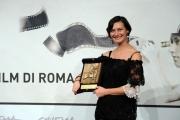 foto:IPP/Gioia Botteghi   17/11/2012 Roma Romacinemafest, premiati, nella foto:  Ana Felicia Scutelnicu
