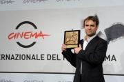 foto:IPP/Gioia Botteghi   17/11/2012 Roma Romacinemafest, premiati, nella foto: Francesco Amato