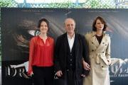 foto:IPP/Gioia Botteghi 20/11/2012 Roma, presentazione del film DRACULA, nella foto: Asia e Dario Argento con Marta Gastini