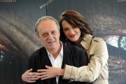 foto:IPP/Gioia Botteghi 20/11/2012 Roma, presentazione del film DRACULA, nella foto: Asia e Dario Argento