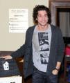 foto:IPP/Gioia Botteghi 29/11/2012 Roma, visita sul set del nuovo film di Federico Moccia UNIVERSITARI, nella foto: Simone Riccioni