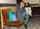 foto:IPP/Gioia Botteghi 29/11/2012 Roma, visita sul set del nuovo film di Federico Moccia UNIVERSITARI, nella foto: Nadir Caselli