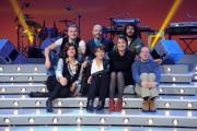 foto/IPP/Gioia Botteghi 12/01/2012 Roma, Presentazione del nuovo programma di Serena Dandini a la 7_ The Show must go off, nella foto : il cast dei comici