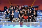 foto/IPP/Gioia Botteghi 12/01/2012 Roma, Presentazione del nuovo programma di Serena Dandini a la 7_ The Show must go off, nella foto : il cast