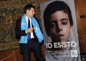 foto:IPP/Gioia Botteghi 06/12/2012 Roma, Conferenza stampa di Telethon, nella foto  Frizzi