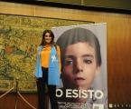 foto:IPP/Gioia Botteghi 06/12/2012 Roma, Conferenza stampa di Telethon, nella foto  Elisa Isoardi