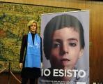 foto:IPP/Gioia Botteghi 06/12/2012 Roma, Conferenza stampa di Telethon, nella foto  Livia Azzariti