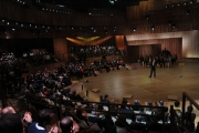 Foto/IPP/Gioia Botteghi 17/12/2012 Roma trasmissione di raiuno LA PIU BELLA DEL MONDO con Roberto Benigni