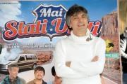 Foto/Gioia Botteghi 27/12/2012 Roma Presentazione del film MAI STATI UNITI, nella foto : Vincenzo Salemme