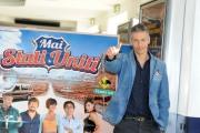 Foto/Gioia Botteghi 27/12/2012 Roma Presentazione del film MAI STATI UNITI, nella foto : Giovanni Vernia