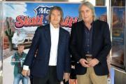 Foto/Gioia Botteghi 27/12/2012 Roma Presentazione del film MAI STATI UNITI, nella foto : i fratelli Vanzina