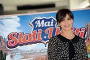 Foto/Gioia Botteghi 27/12/2012 Roma Presentazione del film MAI STATI UNITI, nella foto : Ambra Angiolini