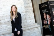 Foto/Gioia Botteghi 28/12/2012 Roma Presentazione del film La migliore offerta, nella foto: Sylvia Hoeks