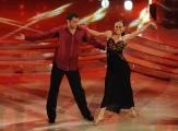 foto/IPP/Gioia Botteghi 17/03/2012 Roma, Puntata finale di Ballando con le stelle, nella foto : Bobo Vieri e Natalia Titova