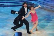 foto/IPP/Gioia Botteghi 17/03/2012 Roma, Puntata finale di Ballando con le stelle, nella foto : Marco del Vecchio e Saira Di Vaira