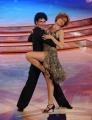foto/IPP/Gioia Botteghi 17/03/2012 Roma, Puntata finale di Ballando con le stelle, nella foto : Lucrezia Lante Della Rovere e Simone Di Pasquale