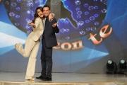 foto/IPP/Gioia Botteghi 21/03/2012 Roma, presentazione del nuovo Ballando con te, nella foto: Samanta Togni e Luca Tarquinio