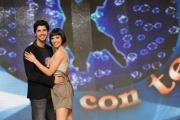 foto/IPP/Gioia Botteghi 21/03/2012 Roma, presentazione del nuovo Ballando con te, nella foto: Bruno Cabrerizo e Ekaterina Vaganova
